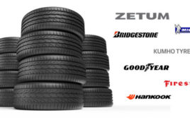 branded tyres